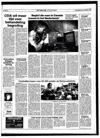 Het Vrije volk 1990-10-22