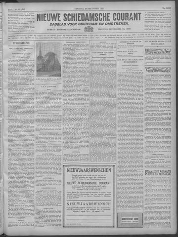 Nieuwe Schiedamsche Courant 1932-12-20