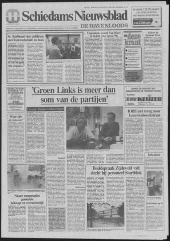 De Havenloods 1989-08-29