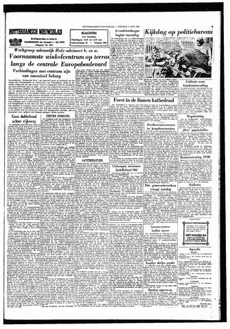 Rotterdamsch Nieuwsblad / Schiedamsche Courant / Rotterdams Dagblad / Waterweg / Algemeen Dagblad 1965-06-11