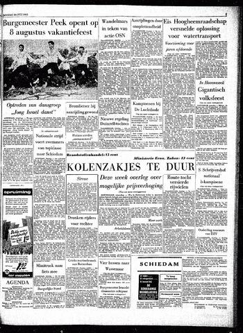Rotterdamsch Parool / De Schiedammer 1963-07-30