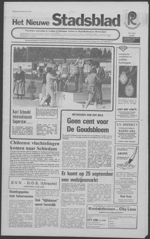 Het Nieuwe Stadsblad 1976-08-06
