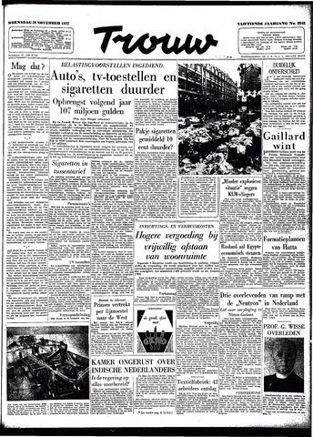 Trouw / De Rotterdammer 1957-11-20