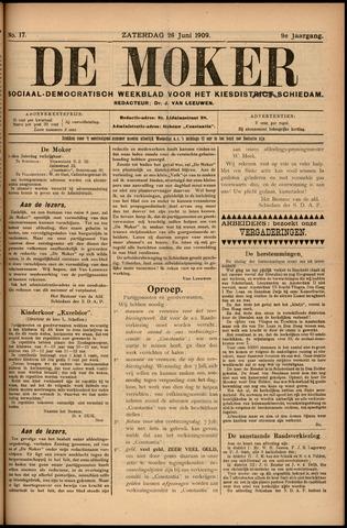 De Moker 1909-06-26