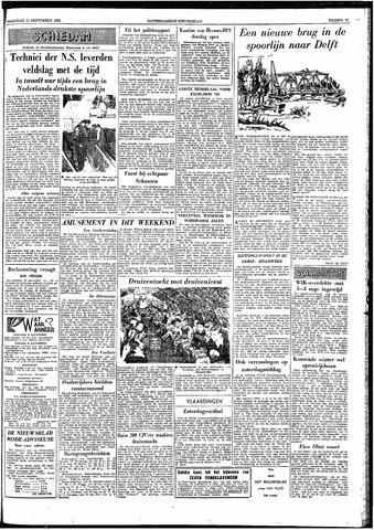 Rotterdamsch Nieuwsblad / Schiedamsche Courant / Rotterdams Dagblad / Waterweg / Algemeen Dagblad 1959-09-21