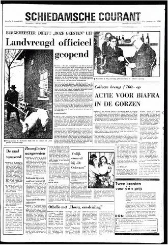 Rotterdamsch Nieuwsblad / Schiedamsche Courant / Rotterdams Dagblad / Waterweg / Algemeen Dagblad 1970-01-26