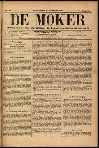 De Moker 1906-11-10