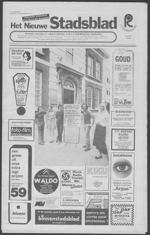 Het Nieuwe Stadsblad 1973-09-28