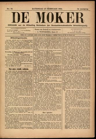 De Moker 1904-02-27