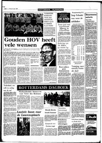 Rotterdamsch Parool / De Schiedammer 1968-03-30