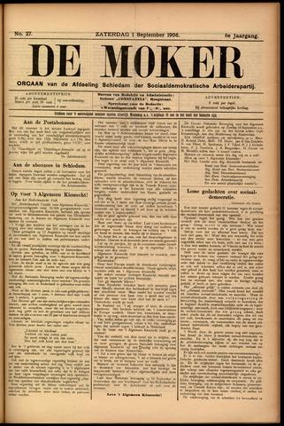 De Moker 1906-09-01