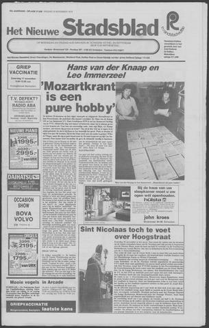 Het Nieuwe Stadsblad 1979-11-16