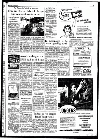 Rotterdamsch Parool / De Schiedammer 1961-06-21