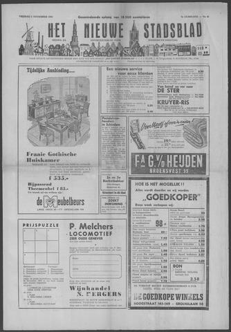 Het Nieuwe Stadsblad 1954-11-05
