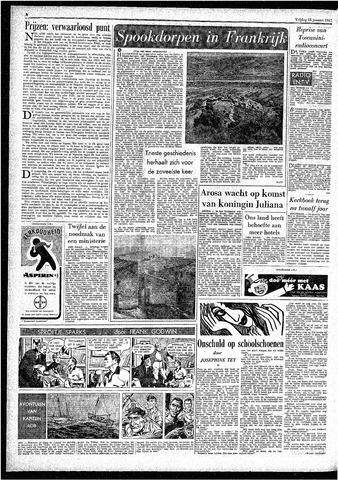 Rotterdamsch Parool / De Schiedammer 1957-01-18