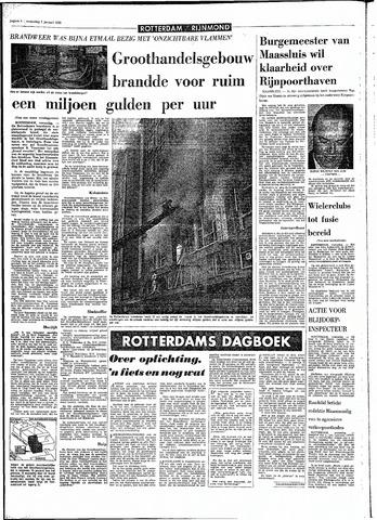 Rotterdamsch Parool / De Schiedammer 1970-01-07