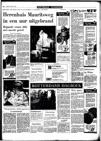 Rotterdamsch Parool / De Schiedammer 1966-10-28