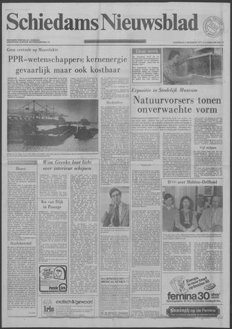 Schiedams Nieuwsblad 1977-10-05