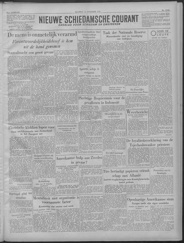 Nieuwe Schiedamsche Courant 1949-11-14