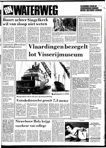 Rotterdamsch Nieuwsblad / Schiedamsche Courant / Rotterdams Dagblad / Waterweg / Algemeen Dagblad 1983-03-09