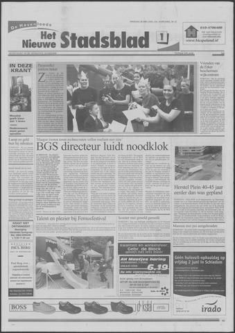Het Nieuwe Stadsblad 2000-05-30