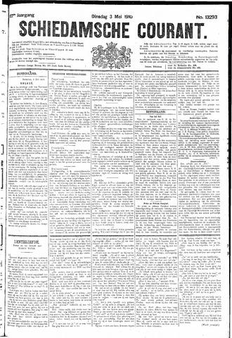 Schiedamsche Courant 1910-05-03