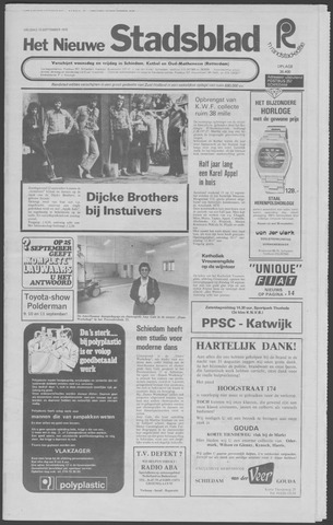 Het Nieuwe Stadsblad 1976-09-10