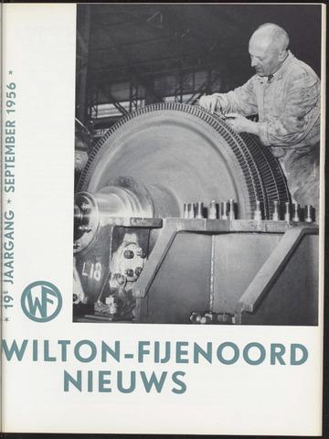 Wilton Fijenoord Nieuws 1956-09-01