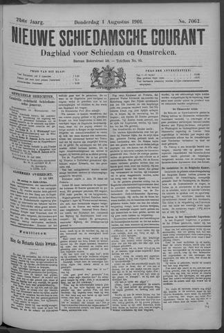 Nieuwe Schiedamsche Courant 1901-08-01