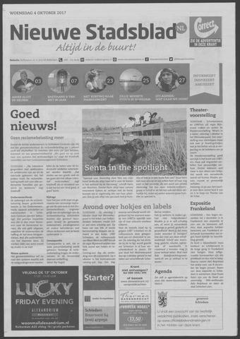 Het Nieuwe Stadsblad 2017-10-04