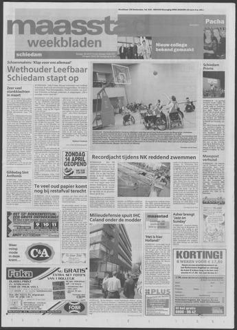 Maaspost / Maasstad / Maasstad Pers 2002-04-10