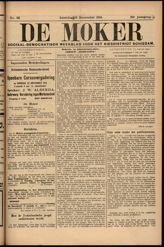 De Moker 1910-11-19