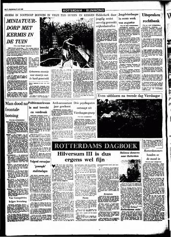 Rotterdamsch Parool / De Schiedammer 1966-07-21
