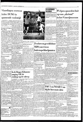 Rotterdamsch Nieuwsblad / Schiedamsche Courant / Rotterdams Dagblad / Waterweg / Algemeen Dagblad 1968-11-04