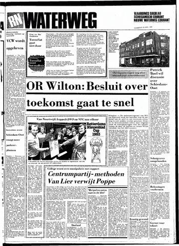 Rotterdamsch Nieuwsblad / Schiedamsche Courant / Rotterdams Dagblad / Waterweg / Algemeen Dagblad 1983-04-20