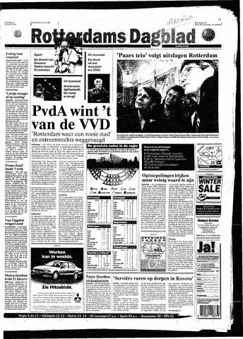 Rotterdamsch Nieuwsblad / Schiedamsche Courant / Rotterdams Dagblad / Waterweg / Algemeen Dagblad 1998-03-05