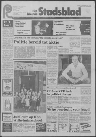 Het Nieuwe Stadsblad 1983-09-30