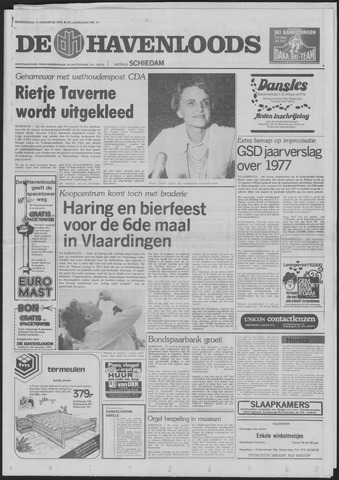 De Havenloods 1978-08-17
