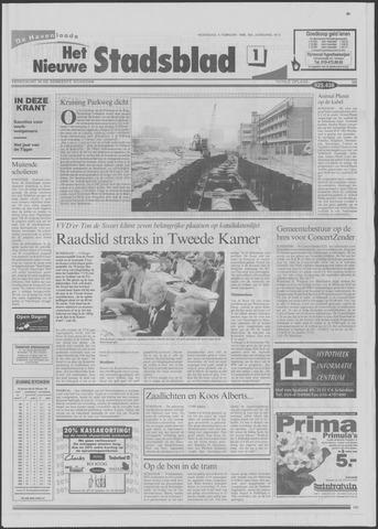 Het Nieuwe Stadsblad 1998-02-04