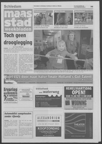 Maaspost / Maasstad / Maasstad Pers 2008-04-29