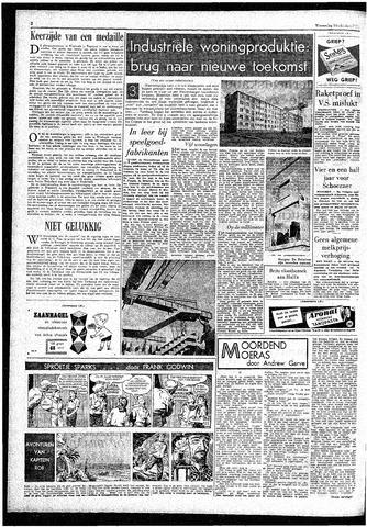 Rotterdamsch Parool / De Schiedammer 1957-10-16