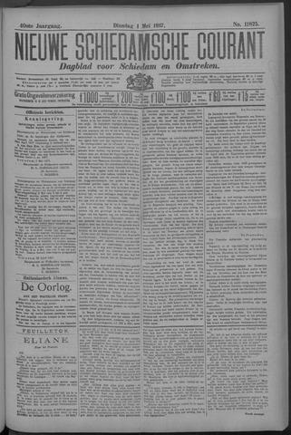 Nieuwe Schiedamsche Courant 1917-05-01