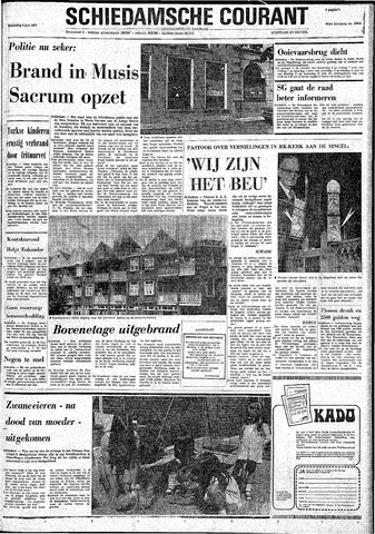 Rotterdamsch Nieuwsblad / Schiedamsche Courant / Rotterdams Dagblad / Waterweg / Algemeen Dagblad 1974-06-05