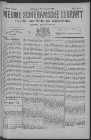 Nieuwe Schiedamsche Courant 1897-09-03