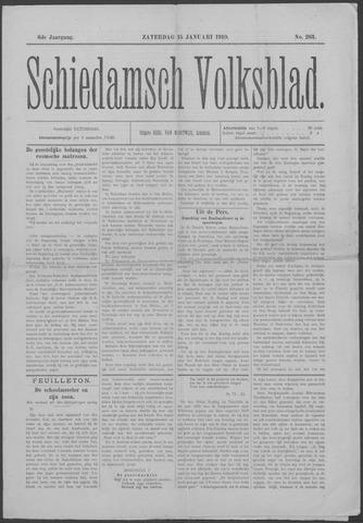Schiedamsch Volksblad 1910-01-15