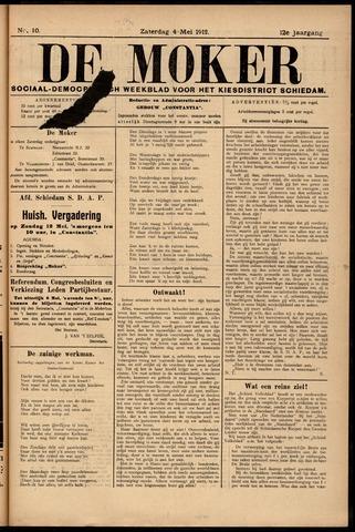 De Moker 1912-05-04