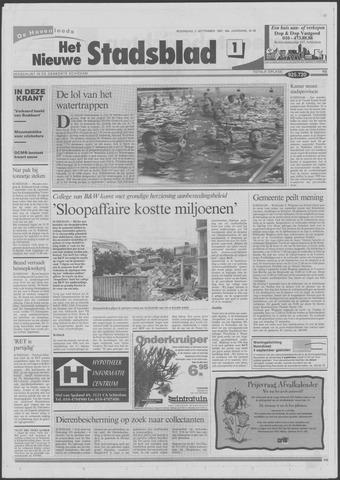 Het Nieuwe Stadsblad 1997-09-03