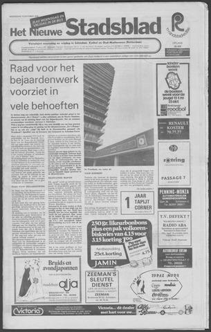 Het Nieuwe Stadsblad 1976-10-13