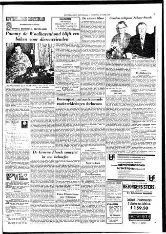 Rotterdamsch Nieuwsblad / Schiedamsche Courant / Rotterdams Dagblad / Waterweg / Algemeen Dagblad 1966-04-16