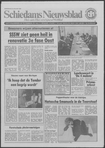 Schiedams Nieuwsblad 1985-01-23